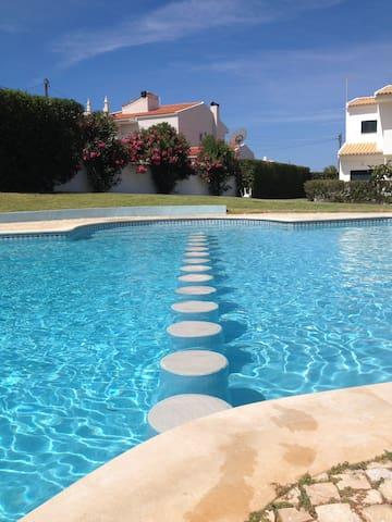 Albufeira House Garden Pool BBQ - Albufeira - Ev
