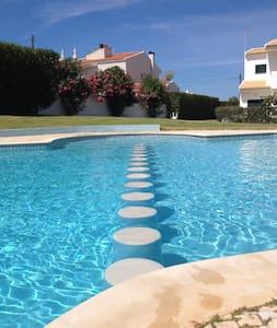 Albufeira House Garden Pool BBQ - Albufeira