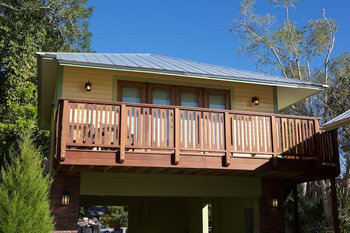 Luxurious Laurel Park guesthouse, built this year. - Sarasota - Guesthouse