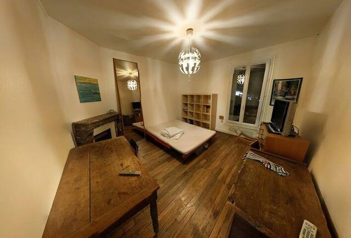 Room, LaDéfense hub, Coliving, Park, Wifi - Puteaux - Apartment