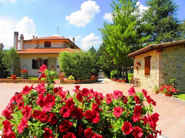 offerte  appartamenti vacanza in Umbria