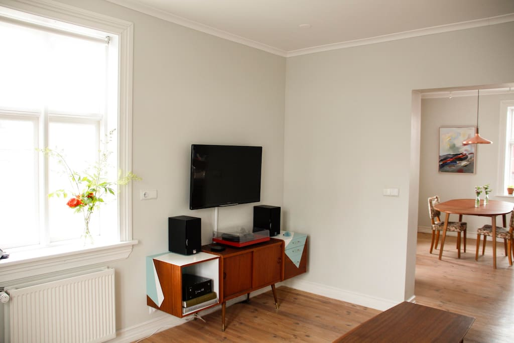 Second livingroom
