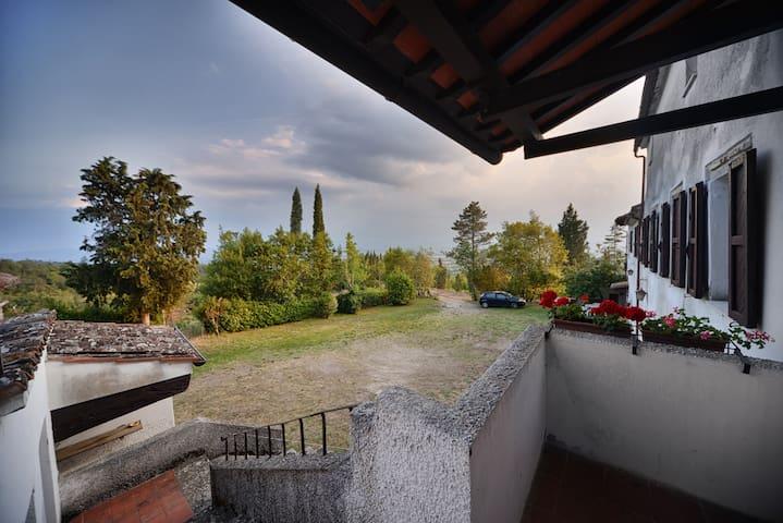 The Tuscan dream comes true - Sansepolcro - Ev