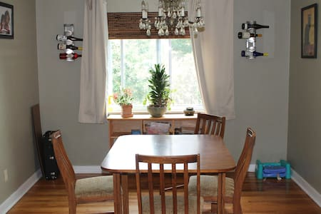 Family-friendly townhouse - Pittsburgh - Townhouse