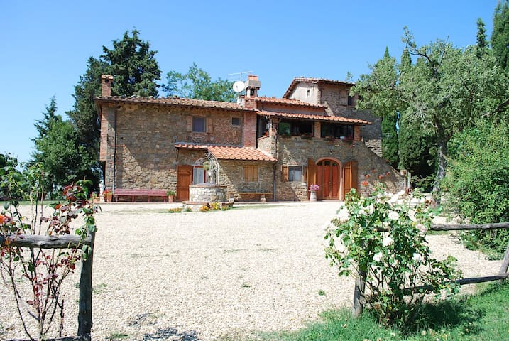 B&B le Cetinelle  Greve in Chainti - Greve in Chianti - Bed & Breakfast