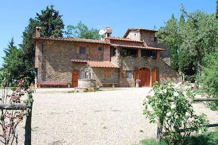 B&B le Cetinelle  Greve in Chainti - Greve in Chianti