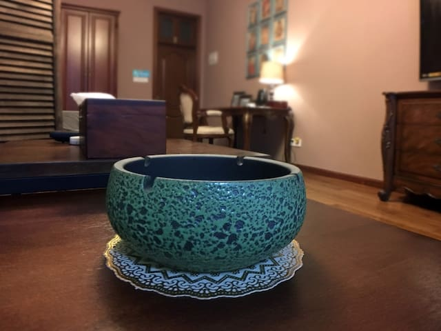 田子坊/淮海中路/瑞金医院/特色老上海复古奢华精装一居室
