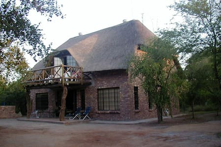 Leadwood Lodge Bush house - Marloth Park
