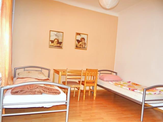 Ruhig und doch zentral in Gotha - Gotha - Apartamento
