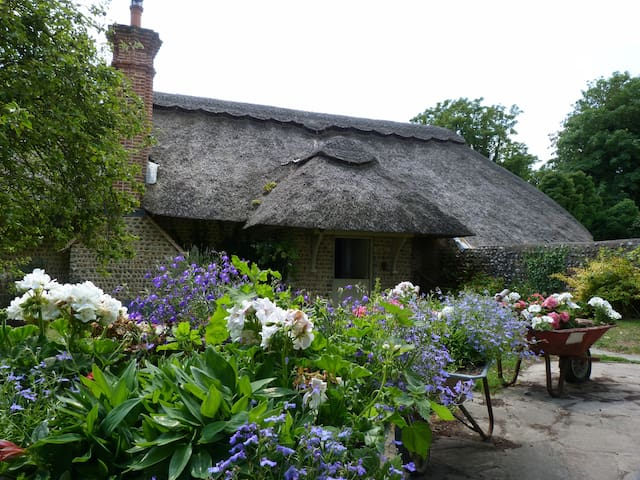 Bed&Breakfast in The Old Cottage