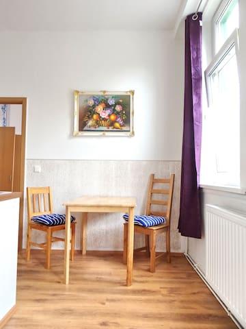Urlaub oder Wohnen auf Zeit - Gotha - Apartemen