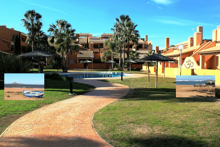 Excellent well furnished apartment - Mar de Cristal - Apartmen