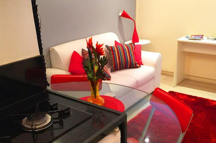 Charmoso Studio em Ipanema p/até 02