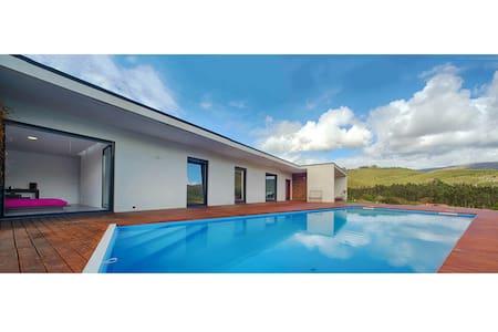 Quinta em Vila Nova de Cerveira - Casa de camp