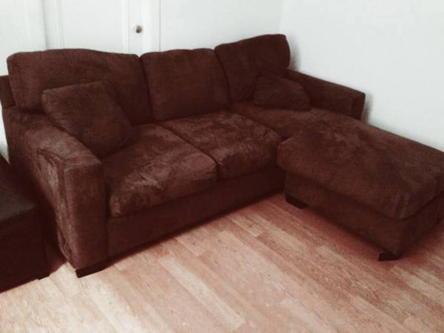 Good size living room