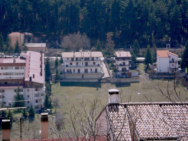 Rustico appartamentino di montagna - Campo di Giove - Byt