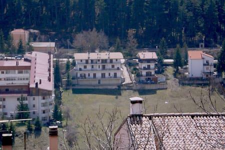 Rustico appartamentino di montagna - Campo di Giove - Wohnung