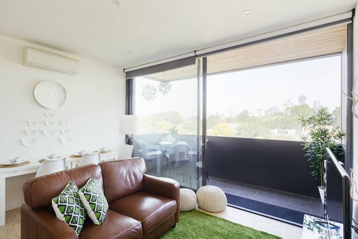 CITY LIGHTS, South Melbourne - South Melbourne - Appartement
