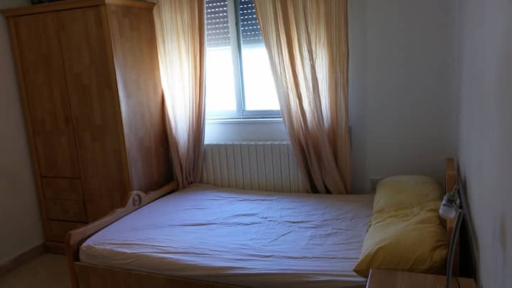Comfy room in an apartment / Abdoun