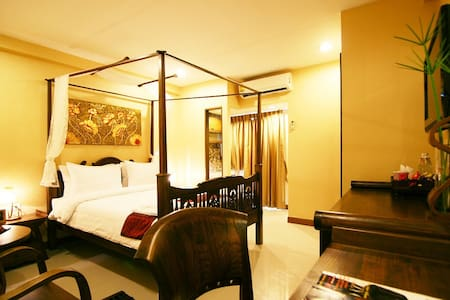 Boutique Rooms Near Bangkok Airport - Bed & Breakfast