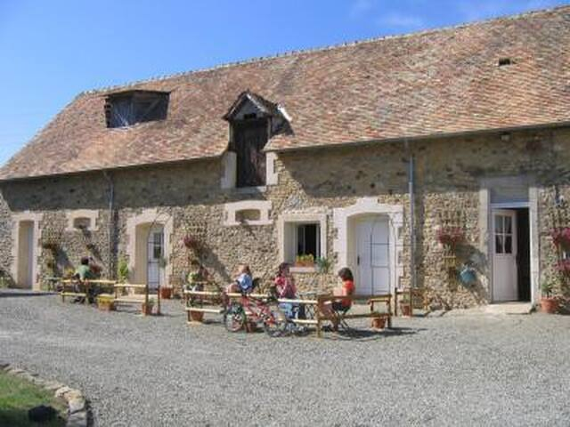 Chambres d'Hôtes Sarthe - Rouperroux-le-Coquet - Bed & Breakfast