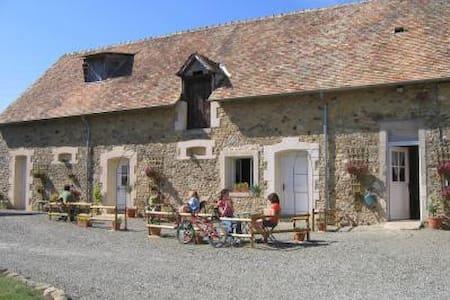 Chambres d'Hôtes Sarthe - Rouperroux-le-Coquet - 住宿加早餐