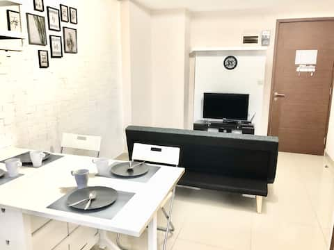 Nice Day Apartment in the heart of Bandung