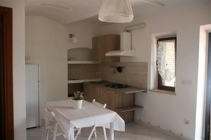La casa di Federico....