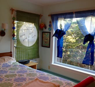 Guest Room in Quiet Healing Retreat - Mount Desert - Ház