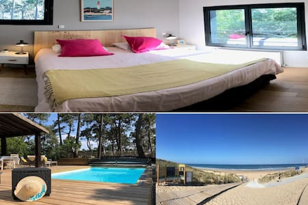 Cap Ferret Piraillan private room 2 people