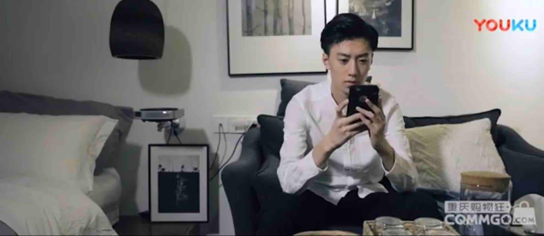 用于重庆最知名的网络媒体商业拍摄