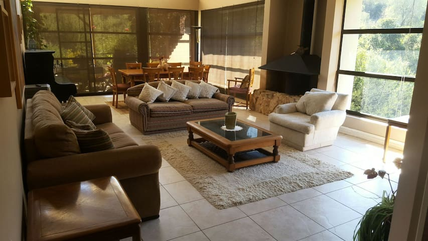 HappyHosting Country Vacation Home - Valle Los Naranjos, Curacaví - Дом