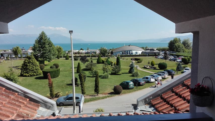 Lake view apartment - Struga - All are welcome! - Struga - Apartment