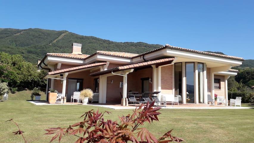 Villa en Hondarribia