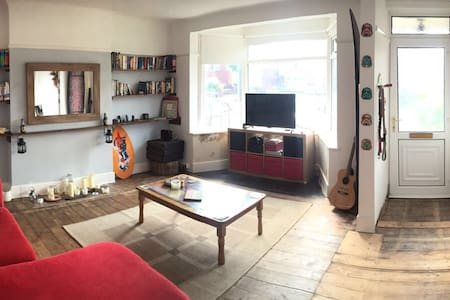 An intrepid explorer's home from home v near beach - Bournemouth - Apartamento