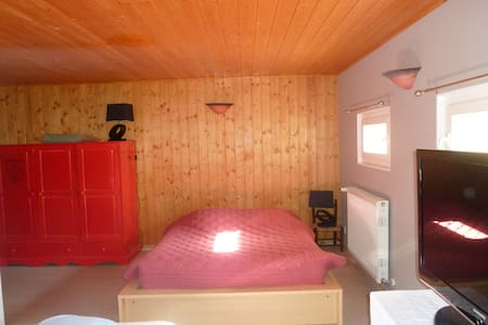 Studio neuf meublé proche Thermes - Lägenhet