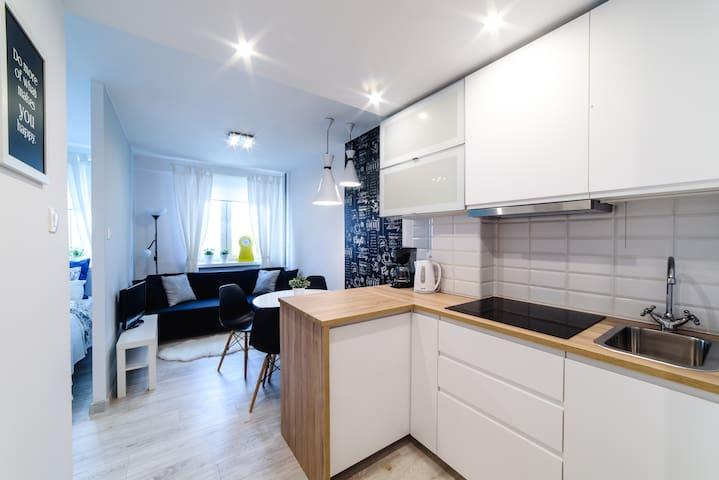Bright & cosy apartment.lobz