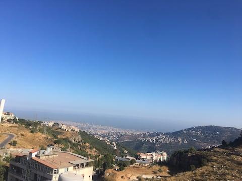Healthy environment in Mount Lebanon, Ground floor