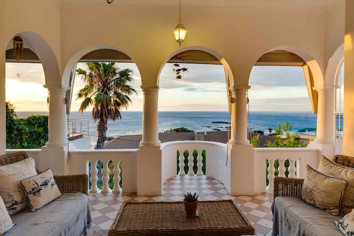 Spanish Villa with 'FOREVER' views over Camps Bay