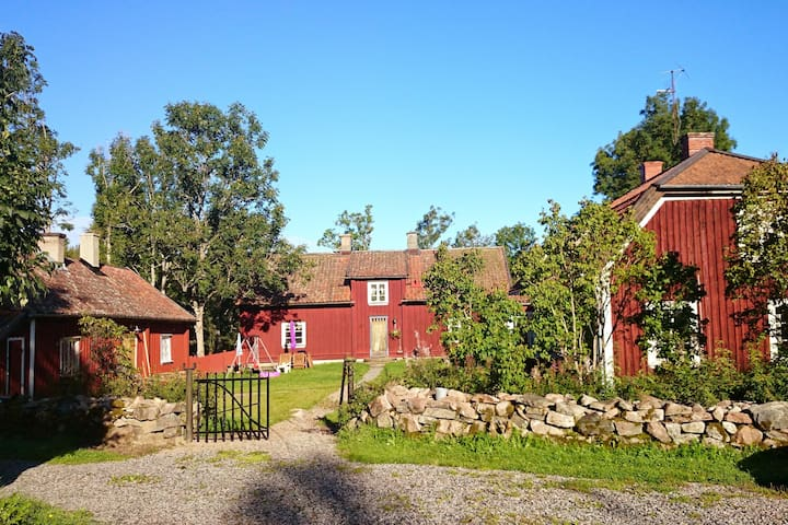 Stay in an idyllic historic mill with ancestry