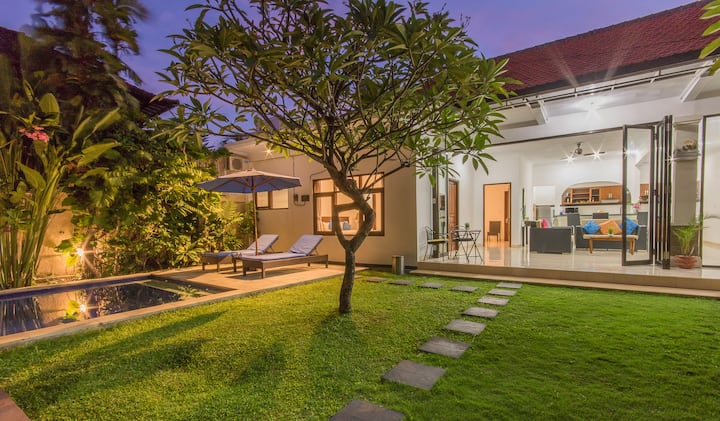 Villa Jankar, for a homey holiday experience