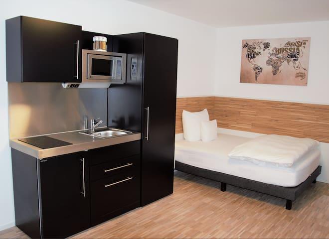 Moderne Penthouse Wohnung im Herzen von Heilbronn