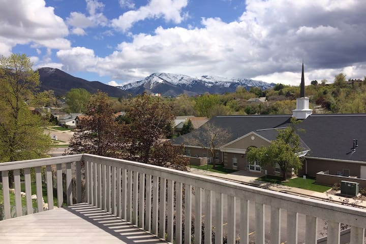 Ogden Ski House, Family Friendly, Private 2 bdrm