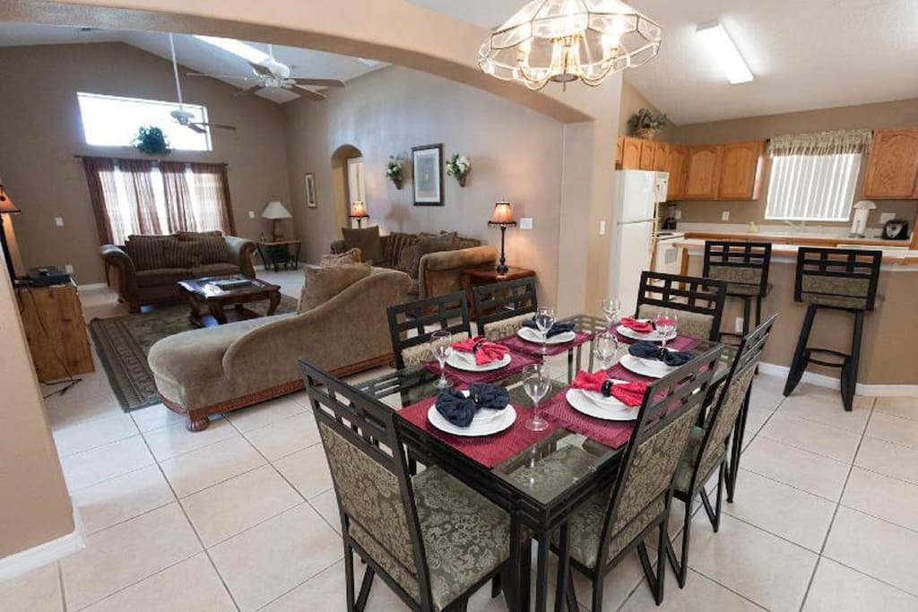 Lumiere 39 s chateau spa home houses for rent in kissimmee florida united states - Lumiere salon ...