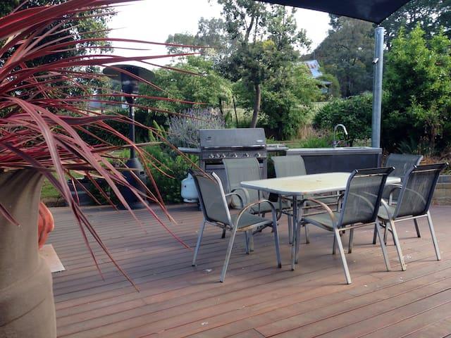 Ocean Grove/Wallington family home - Wallington