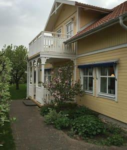 Villa med upp till 10 bäddar nära Göteborg - Mölndal