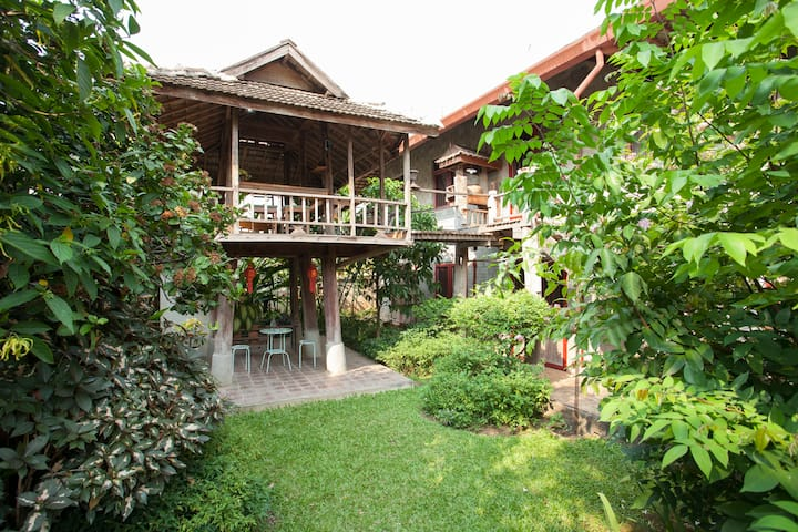 HIDDEN SPACE 3BR Recharge in nature near Wat Umong