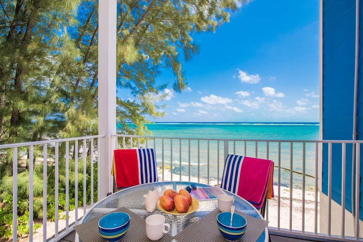 Cayman Paradise Villa #1 - Direct Oceanfront