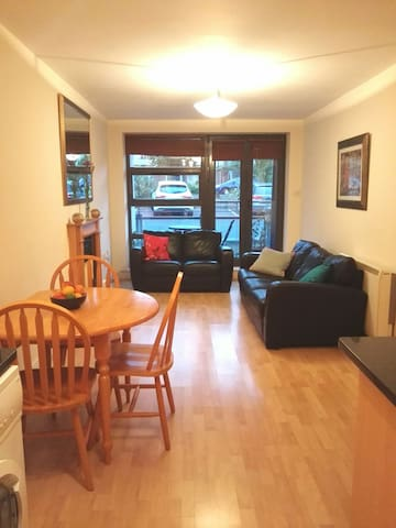 lovely cozy one bedroom apartment Bray