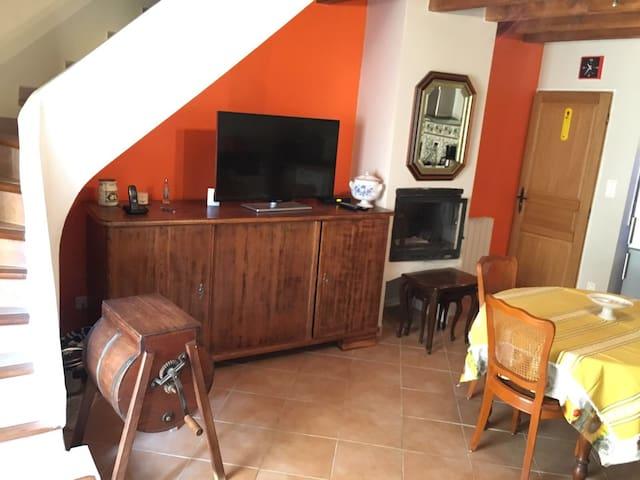 Village cottage completely renovated